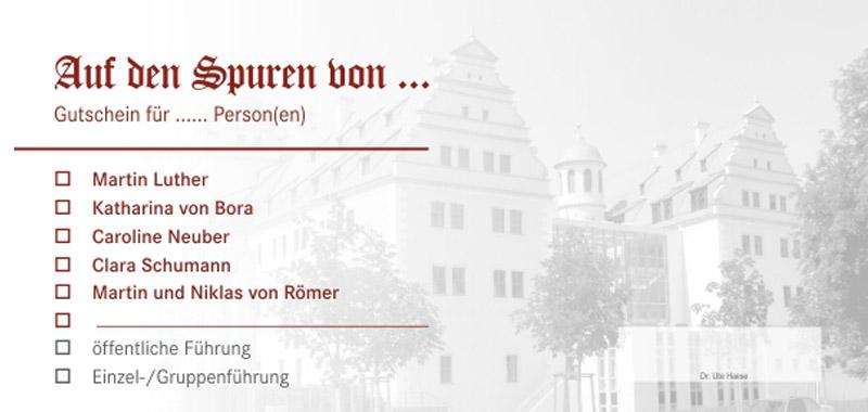 2d2e94e6fc1442 Gutschein – Stadtführung Zwickau mit Dr. Ute Haese als Geschenk